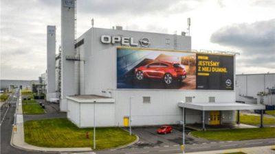 Fabryka Opla w Gliwicach stała przez tydzień