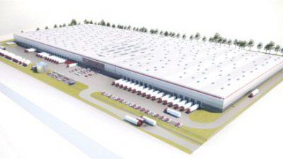 Kuehne+Nagel zajmie 56 000 m2 w parku logistycznym P3 Piotrków