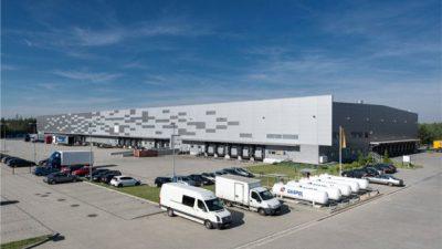Valeo nowym najemcą w Śląskim Centrum Logistycznym