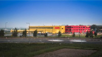 Otwarto nowy lotniczy terminal DHL Express