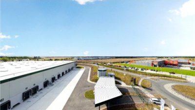 Nowy obiekt spekulacyjny w Prologis Park Prague-Airport