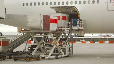 Obsługa sektora farmacji w transporcie lotniczym