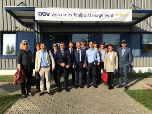 Tchibo kontynuuje współpracę z DSV