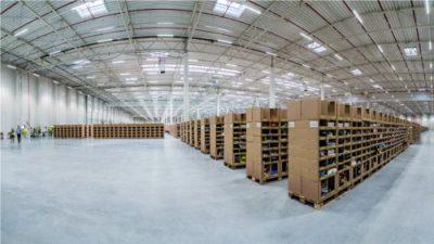 LPP z nowymi centrami dystrybucji