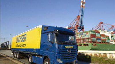 Bezbłędna logistyka Dachser dla Trade Con