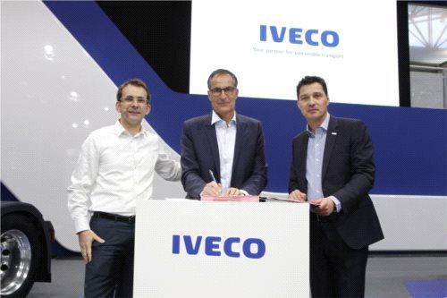 Wielki kontrakt IVECO