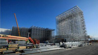 Seat zbuduje najwyższy zautomatyzowany magazyn w Hiszpanii