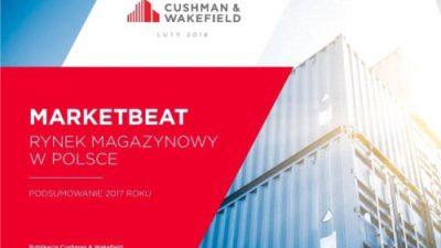 Rekordowe tempo rozwoju rynku magazynowego w Polsce