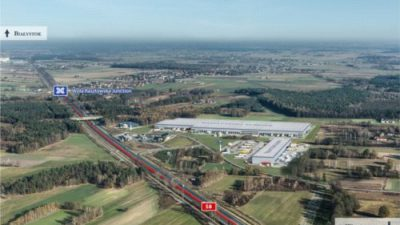 Panattoni Europe dla DHL Parcel Polska