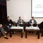 Konferencję zwieńczyła debata z udziałem Piotra Godlewskiego (Lafarge), Marka Roberta (Gobi Transport), Remigiusza Kaczewskiego (SKK) oraz Jakuba Wolańskiego (Viaon). Rozmowę poprowadził profesor Wojciech Paprocki.