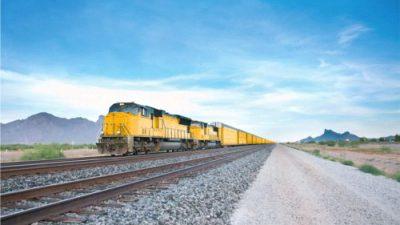 Europa – Chiny: transport koleją z Dachser