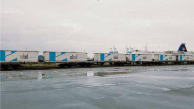 Ekol rozwija transport intermodalny