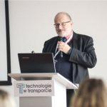 Wykład profesora Wojciecha Paprockiego wzbudził duże zainteresowanie.