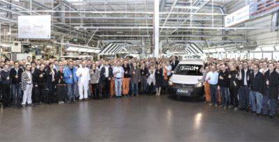 Dwumilionowy Caddy z Volkswagen Poznań