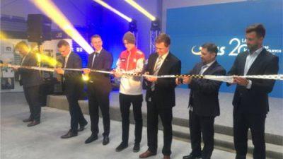 Otwarcie największej filii GLS w Polsce