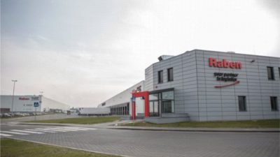 Raben Logistics Polska w Panattoni Park Grodzisk III
