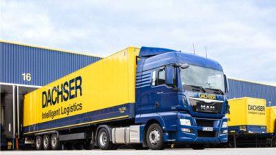 Dachser inwestuje w nowy oddział