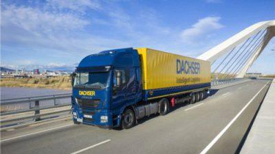 Logistyka Dachser w oczekiwaniu na brexit