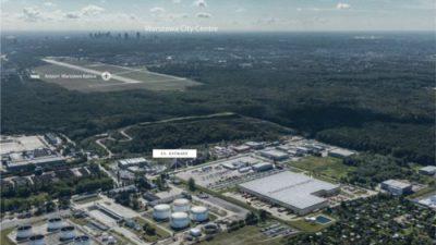 Panattoni zainwestuje 1,2 mld euro w obiekty dla ostatniej mili