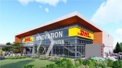 Trzecie Centrum Innowacji DHL