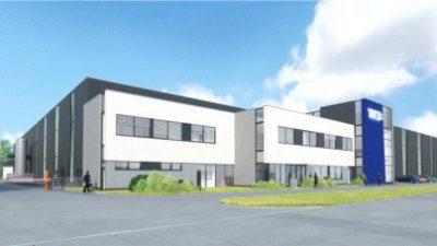Inwestycje: nowy zakład i centrum logistyczne firmy TECE