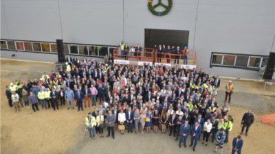 Mercedes zatrudni więcej osób w Jaworze
