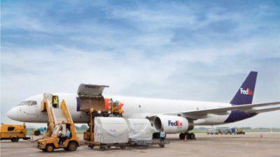 FedEx Express z nowym połączeniem do Hanoi