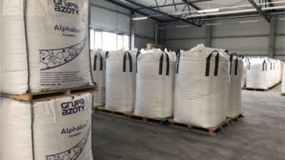 Grupa Azoty otworzyła centrum logistyczne w Niemczech