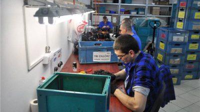 Sukces programu zatrudniania więźniów w Uhercach Mineralnych