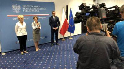Pierwsza w Polsce inwestycja na nowych zasadach wsparcia