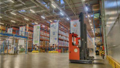 ID Logistics powiększa centrum dystrybucji Lindt&Sprüngli