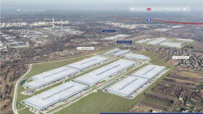Nowa Szkoła w Panattoni Central European Logistics Hub