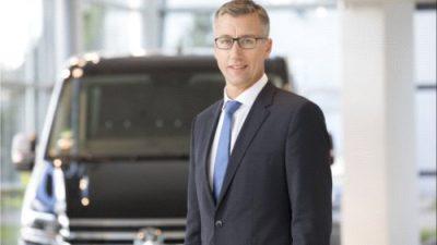 Zmiana w zarządzie spółki Volkswagen Poznań