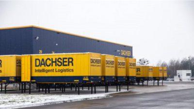 Dachser: nowy cross-dock w Strykowie