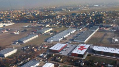 Nowa inwestycja – MFC – 7R City Flex Warsaw Airport I