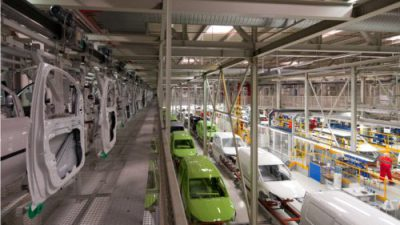 Volkswagen nowym liderem produkcji samochodów w Polsce
