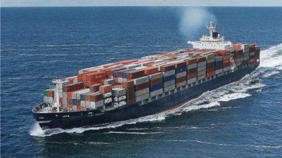 Fracht oceaniczny dynamicznie się rozwija