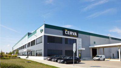 Prologis buduje drugi BTS dla Cerva Group w Pradze