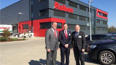 Raben otwiera oddział w Schüttorf