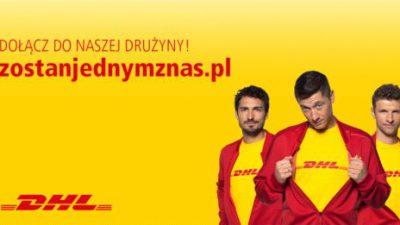 Ruszyła kampania rekrutacyjna DHL Supply Chain z udziałem Bayernu Monachium