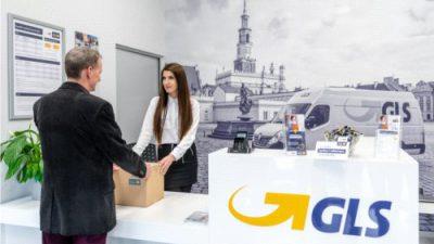 GLS otwiera pierwszy Punkt Szybkiej Paczki