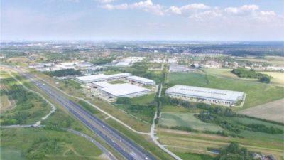 Startuje budowa Panattoni Park Pruszków IV