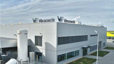 20-lecie fabryki Vibracoustic w Środzie Śląskiej