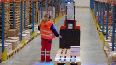 Monitoring procesów – innowacje w ID Logistics