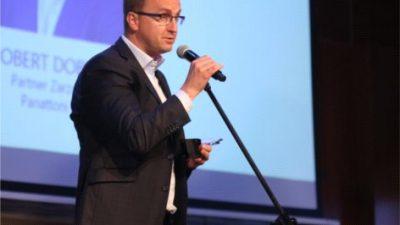 Robert Dobrzycki CEO Roku