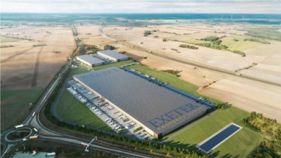 Projekt SpaceFactory: park logistyczny w Świebodzinie