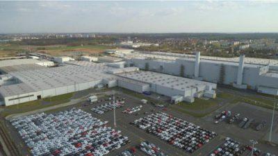 W Gliwicach zamiast Opla Astry będą produkowane samochody dostawcze