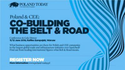 Ekspercka konferencja o inicjatywie Belt & Road