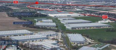Panattoni buduje 90 000 m kw. w Poznaniu