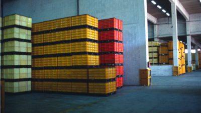 Opakowania zwrotne w łańcuchach dostaw